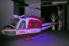 Agusta Bell AB204AS I-VFMC MM80369 VF-31 Vigili del Fuoco, Volandia Parco e Museo del Volo Malpensa