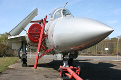 Blackburn Buccaneer S.2B XX897 RAF
