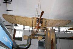 Bleriot XI, Museo Nazionale della Scienza e della Tecnica Leonardo da Vinci, Milan Italy