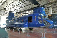 Boeing Elicotteri Meridionali CH-47C Chinook MM80840 EI-818 Italian Army, Volandia Parco e Museo del Volo Malpensa