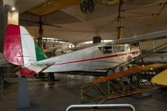 Breda Ba.15, Museo Nazionale della Scienza e della Tecnica Leonardo da Vinci, Milan Italy