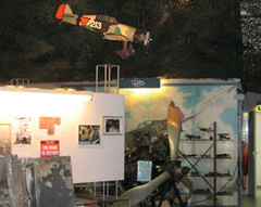 CRASH Luchtoorlog & Verzetsmuseum '40-'45