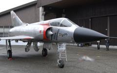 Dassault Mirage 3C J-2201