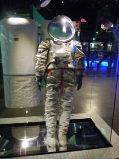 Experimental space suit