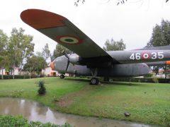 Fairchild EC-119G Flying Boxcar MM53-8146/46-35 Italian Air Force, Piana delle Orme Museum, Borgo Faiti, Latina, Italy.