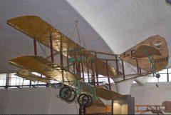 Farman 1909 (replica) I-FARM, Museo Nazionale della Scienza e della Tecnica Leonardo da Vinci, Milano Italy