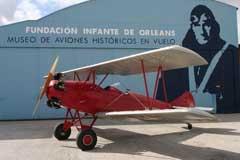 Fundación Infante de Orleans hangar