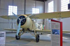 IMAM Ro-37bis Lince MM11341 110-12 Italian Air Force, Volandia
