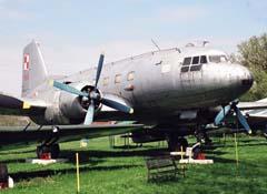 Iliuszyn Il-14P (VEB)