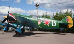Lavochikin La-5 (replica) 15