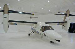 Leonardo- Finmeccanica AW-609 (mock-up) BellAgusta Aerospace, Volandia Parco e Museo del Volo Malpensa