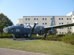 Lockheed SP-2H Neptune 216V