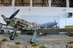 Macchi MC-202 Folgore (replica) MM7431 Italian Air Force, Volandia