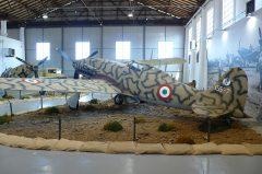 Macchi MC-205 Veltro MM9327 155-7 Italian Air Force, Volandia