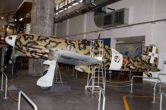 Macchi MC-205V Veltro MM9327/81-5 Italian Air Force, Museo Nazionale della Scienza e della Tecnica Leonardo da Vinci, Milano