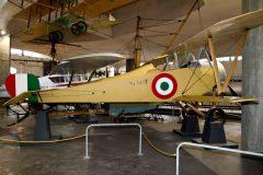 Macchi Nieuport Ni10 Ni 1467 Italian Air Force, Museo Nazionale della Scienza e della Tecnica Leonardo da Vinci, Milano