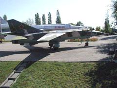 Mikoyan Gurevich MiG-23MLD 40