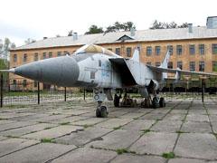 Mikoyan Gurevich MiG-31 32