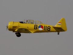 Noorduyn AT-16ND Harvard IIb