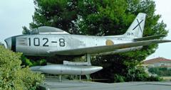 North American F-86F Sabre C.5-71/102-8