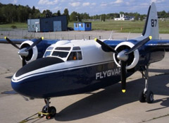 Percival Pembroke C.1 SE-BKH/XK884/87