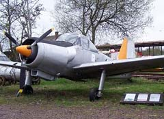 Percival Provost T.53 184