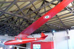 SAI Ambrosini CVV6 Canguro MM100006 Italian Air Force, Volandia