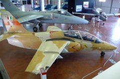 SIAI Marchetti S-211 I-SIJF Volandia Parco e Museo del Volo Malpensa