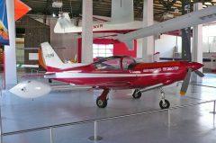 SIAI Marchetti SF.260TP I-TURB Volandia Parco e Museo del Volo Malpensa