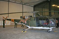 Sud Aviation Alouette III 19314