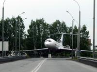 Tupolev Tu-154M RA-85628