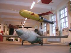 V-1 and RB-310 missile