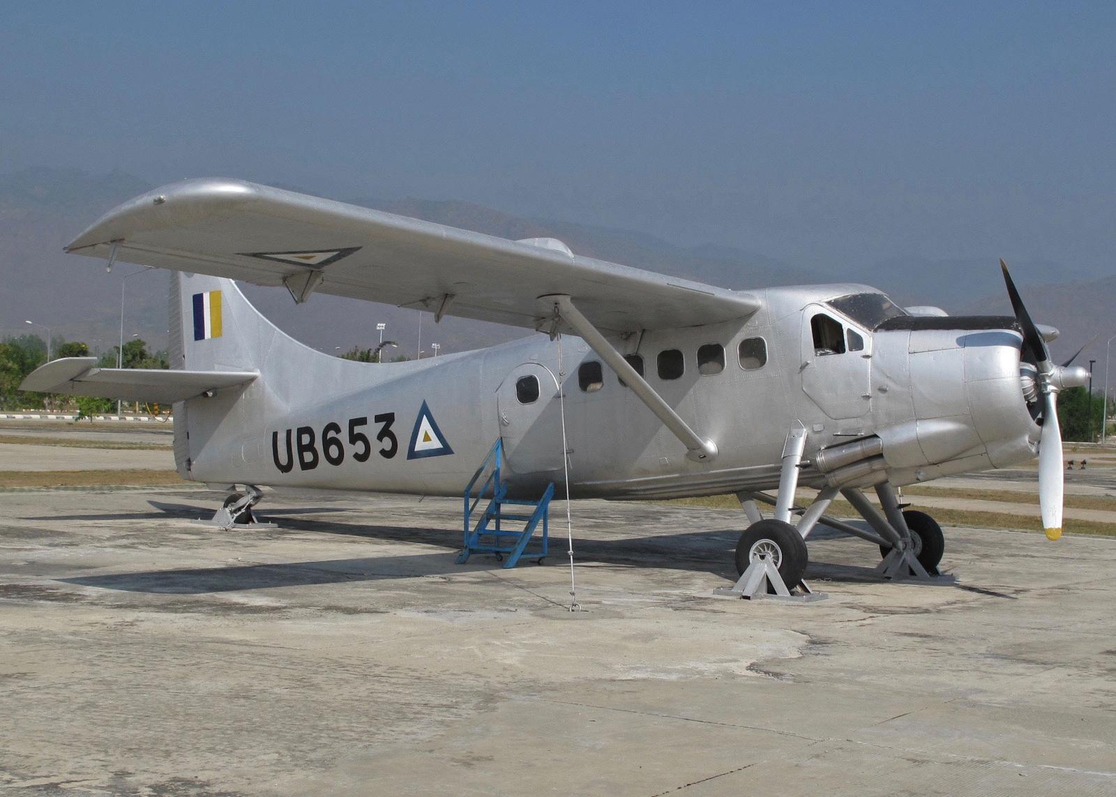 De Havilland Canada Dhc 3 Otter Aviationmuseum