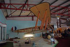Avro 504J C4451 RAF, Solent Sky Museum