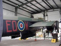 Avro 683 Lancaster X FM212 EQ-W