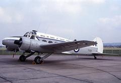 Avro Anson C.19 G-AWRS/TX213