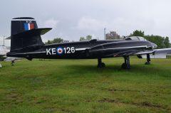 Avro CF-100 Canuck Mk III 18126/KE-126 RCAF, The Hangar Flight Museum