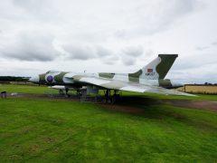 Avro Vulcan B.2 XM597 RAF, National Museum of Flight Scotland