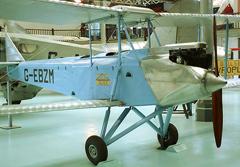Avro type 594 Avian IIIA G-EBZM