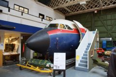 BAC One Eleven Srs.402 AP XX919 RAF, Boscombe Down Aviation Collection, Old Sarum UK