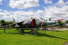 BAe Harrier GR.3 XV744, Tangmere Military Aviation Museum