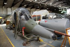 BAe Harrier GR.3 XV784 RAF, Boscombe Down Aviation Collection, Old Sarum UK