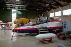 BAe Hawk T.1 Mod XX343 3 ETPS RAF