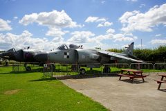 BAe Sea Harrier FRS.2 ZA195/710 Tangmere Military Aviation Museum