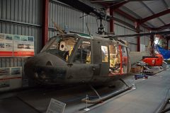 Bell UH-1H Iroquois 66-16579 US Army, The Helicopter Museum Weston-super-Mare