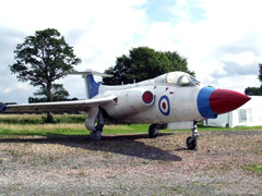 Blackburn Buccanneer S.1 XN923
