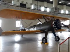 Boeing Stearman PT-17 Kaydet 054 Republic of China Air Force Museum