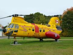 Boeing-Vertol CH-113A Labrador 11308