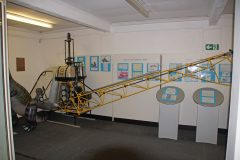 Bolkow Bo.102 Helitrainer D-HMQV, The Helicopter Museum Weston-super-Mare