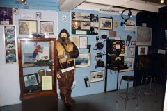 Bomber Command 1939 - 1945 display, Tangmere Military Aviation Museum